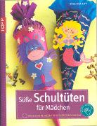 Cover-Bild zu Süsse Schultüten für Mädchen