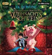 Cover-Bild zu Jacks wundersame Reise mit dem Weihnachtsschwein