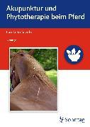 Cover-Bild zu Akupunktur und Phytotherapie beim Pferd (eBook) von Krokowski, Carola