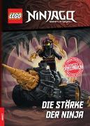 Cover-Bild zu LEGO® NINJAGO® - Die Stärke der Ninja