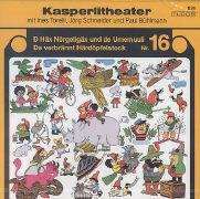 Cover-Bild zu D Häx Nörgeligäx und de Umemuuli / De verbrännt Härdöpfelstock