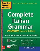 Cover-Bild zu Practice Makes Perfect Complete Italian Grammar. Premium Edition