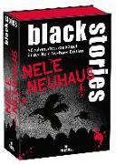 Cover-Bild zu black stories Nele Neuhaus Edition