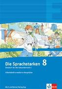 Cover-Bild zu Die Sprachstarken 8