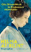 Cover-Bild zu Hilma af Klint - »Die Menschheit in Erstaunen versetzen«