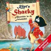 Cover-Bild zu Käpt'n Sharky - Abentüür in de Felsehöhli