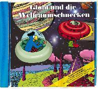 Cover-Bild zu Globi und die Weltraumschnecken