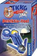 Cover-Bild zu TKKG Junior Detektiv-Tool