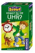 Cover-Bild zu Scout - Kennst du die Uhr?