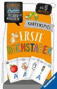 Cover-Bild zu Kartenspiel Erste Buchstaben