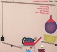 Cover-Bild zu Quiet Fire von Schaefer, Benjamin (Komponist)