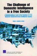 Cover-Bild zu The Challenge of Domestic Intelligence in a Free Society von Jackson, Brian A