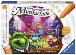 Cover-Bild zu tiptoi® Die monsterstarke Musikschule