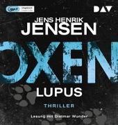 Cover-Bild zu Jensen, Jens Henrik: Oxen. Lupus