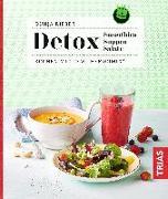 Cover-Bild zu Detox - Smoothies, Suppen, Salate (eBook) von Rieber, Dunja
