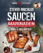 Cover-Bild zu mixtipp PROFILINIE Steven Raichlens Barbecue! Saucen, Rubs, Marinaden & Grillbutter: 222 Rezepte aus dem Thermomix von Raichlen, Steven