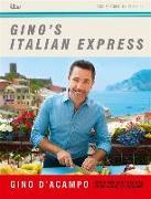 Cover-Bild zu D'Acampo, Gino: Gino's Italian Express