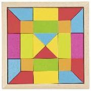 Cover-Bild zu Legespiel Regenbogen Mosaik