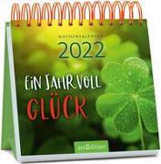Cover-Bild zu Miniwochenkalender Ein Jahr voll Glück 2022