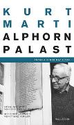 Cover-Bild zu Marti, Kurt: Der Alphornpalast