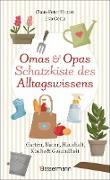 Cover-Bild zu Hutter, Claus-Peter: Omas und Opas Schatzkiste des Alltagswissens (eBook)