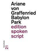 Cover-Bild zu von Graffenried, Ariane: Babylon Park