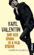 Cover-Bild zu Gar ned krank is a ned g'sund