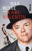 Cover-Bild zu Das Beste von Karl Valentin