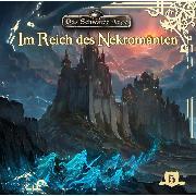 Cover-Bild zu Topf, Markus: Das schwarze Auge, Folge 5: Im Reich des Nekromanten (Audio Download)