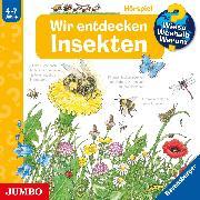 Cover-Bild zu Weinhold, Angela: Wieso? Weshalb? Warum? Wir entdecken Insekten (Audio Download)