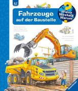 Cover-Bild zu Erne, Andrea: Wieso? Weshalb? Warum? Fahrzeuge auf der Baustelle (Band 7)