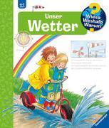 Cover-Bild zu Weinhold, Angela: Wieso? Weshalb? Warum? Unser Wetter (Band 10)