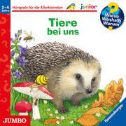 Cover-Bild zu Mennen, Patricia: Wieso? Weshalb? Warum? junior. Tiere bei uns