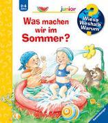 Cover-Bild zu Mennen, Patricia: Wieso? Weshalb? Warum? junior: Was machen wir im Sommer? (Band 60)