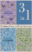 Cover-Bild zu Die großen Romane der Brontë-Schwestern (3in1-Bundle) (eBook) von Brontë, Anne