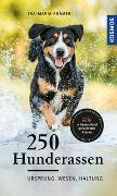 Cover-Bild zu 250 Hunderassen von Krämer, Eva-Maria