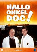 Cover-Bild zu Hallo, Onkel Doc! von Bergmann, Michael