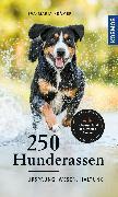 Cover-Bild zu 250 Hunderassen (eBook) von Krämer, Eva-Maria