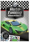 Cover-Bild zu Auto-Tuning Stickerbuch von Schumacher, Timo (Illustr.)