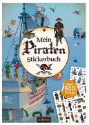 Cover-Bild zu Mein Piraten-Stickerbuch von Schumacher, Timo (Illustr.)