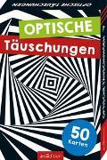 Cover-Bild zu Optische Täuschungen von Schumacher, Timo (Illustr.)
