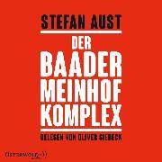 Cover-Bild zu Der Baader-Meinhof-Komplex (Audio Download) von Aust, Stefan