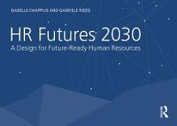 Cover-Bild zu HR Futures 2030 (eBook) von Chappuis, Isabelle