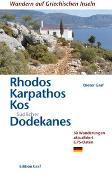 Cover-Bild zu Rhodos, Karpathos, Kos, Südlicher Dodekanes von Graf, Dieter