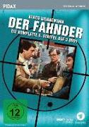 Cover-Bild zu Der Fahnder - Staffel 5 von Klaus Wennemann (Schausp.)