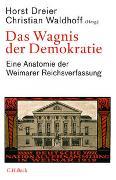 Cover-Bild zu Das Wagnis der Demokratie von Dreier, Horst (Hrsg.)