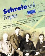 Cover-Bild zu Schreie auf Papier von Wolff, Raymond