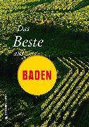 Cover-Bild zu Das Beste aus Baden (eBook) von Radke, Horst-Dieter