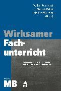 Cover-Bild zu Wirksamer Fachunterricht Metaband (eBook) von Reinhardt, Volker (Hrsg.)