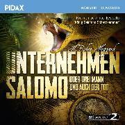 Cover-Bild zu Unternehmen Salomo oder Drei Mann und auch der Tod (Audio Download) von Haggard, H. Rider